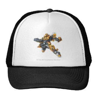 Bosquejo 2 del abejorro gorro de camionero