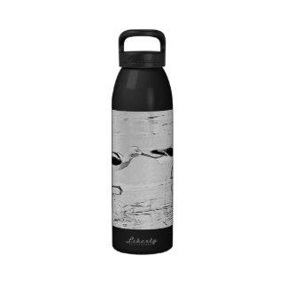 Bosquejo americano elegante del personalizado del botellas de agua reutilizables