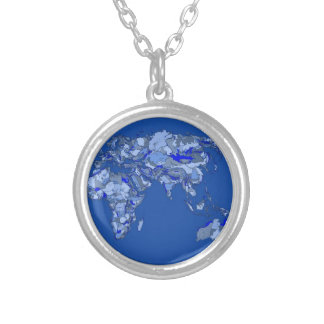 bosquejo azul del atlas joyerias