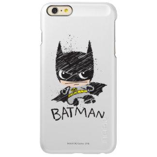Bosquejo clásico de Chibi Batman