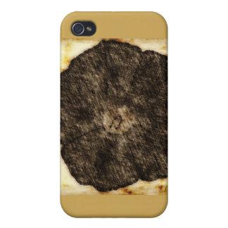 Bosquejo de antaño de la correhuela iPhone 4 cárcasa