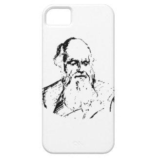 Bosquejo de Charles Darwin (por el minero de iPhone 5 Cárcasas