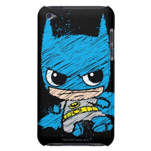 Bosquejo de Chibi Batman Case-Mate iPod Touch Coberturas