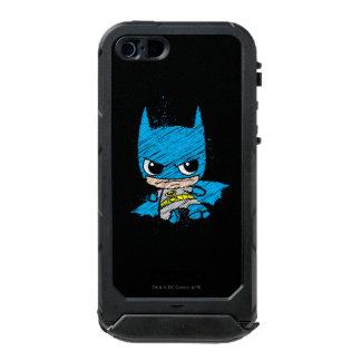 Bosquejo de Chibi Batman Carcasa De Iphone 5 Incipio Atlas Id