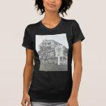Bosquejo de la casa de Parker - orilla del jersey Camisetas