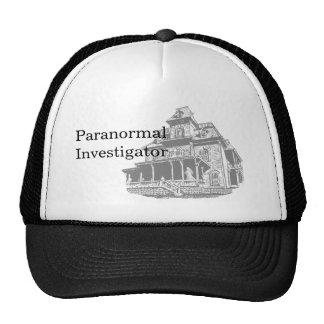 Bosquejo de la casa encantada gorras de camionero