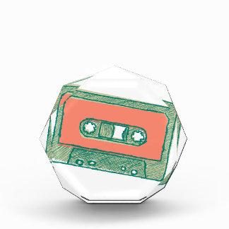 Bosquejo de la cinta de audio