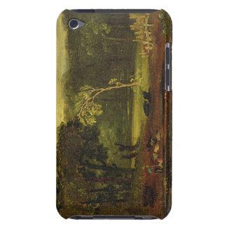 Bosquejo de la naturaleza en el parque de Sion, 18 Barely There iPod Protectores