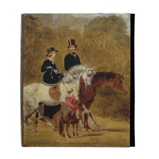 Bosquejo de la reina Victoria, el príncipe consort