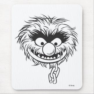 Bosquejo del animal de los Muppets de Disney Mouse Pads