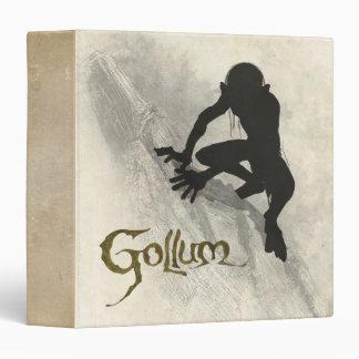 """Bosquejo del concepto de Gollum Carpeta 1 1/2"""""""