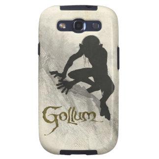 Bosquejo del concepto de Gollum Galaxy S3 Cobertura