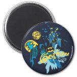 Bosquejo del cuaderno del guarda de Batman Gotham Imán Redondo 5 Cm
