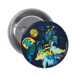 Bosquejo del cuaderno del guarda de Batman Gotham Pin Redondo 5 Cm