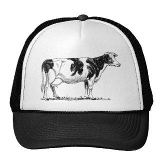 Bosquejo del lápiz del diseño de la vaca