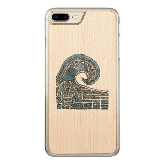 Bosquejo del leviatán - color funda para iPhone 7