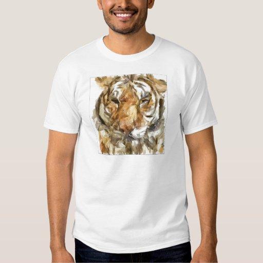 Bosquejo del retrato del tigre (2012) remera