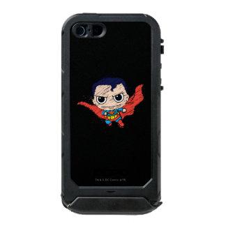 Bosquejo del superhombre de Chibi Carcasa De Iphone 5 Incipio Atlas Id