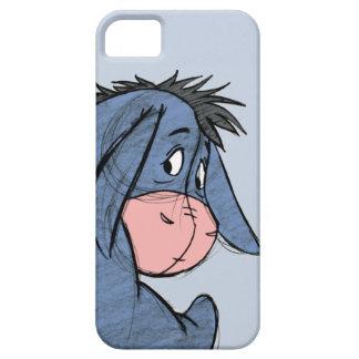 Bosquejo Eeyore 1 iPhone 5 Funda
