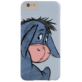 Bosquejo Eeyore 1 Funda Barely There iPhone 6 Plus