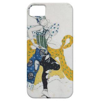 """Bosquejo para el ballet """"Peri del La"""", por Paul Funda Para iPhone SE/5/5s"""
