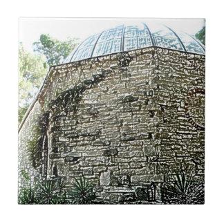 bosquejo St Augustine del edificio del Azulejos Cerámicos