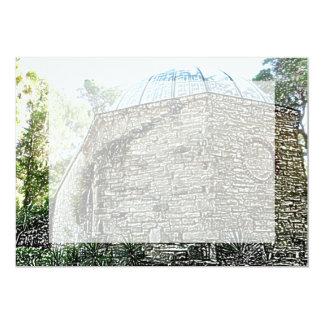 bosquejo St Augustine del edificio del Comunicado