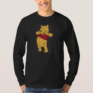Bosquejo Winnie the Pooh Playera