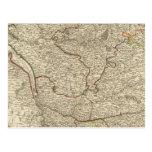 Bosques de Francia Tarjetas Postales