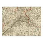 Bosques y caminos de Francia Postal