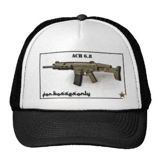 Boss ACR 6.8 Prestige HEAD GEAR CEO VP President Trucker Hat