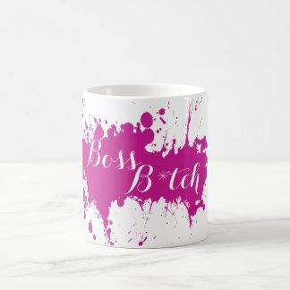 Boss B mug