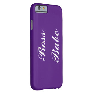 Boss Babe Barely There iPhone 6 Case