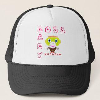 Boss Baby-Cute Monkey-Morocko Trucker Hat