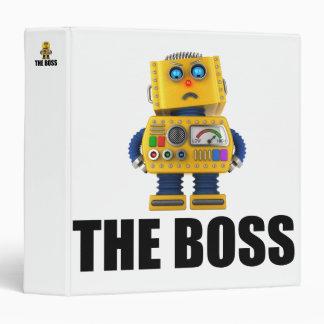 """Boss Carpeta 1 1/2"""""""
