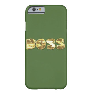 Boss Case Barely There iPhone 6 Case