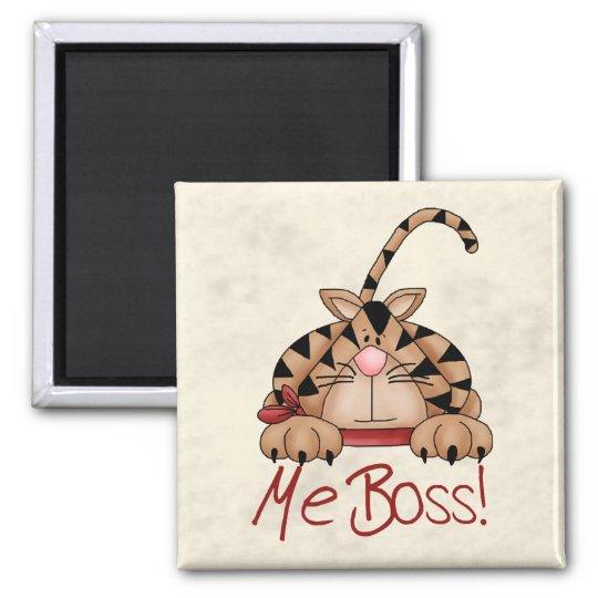 Boss Cat Magnet