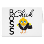 Boss Chick Card