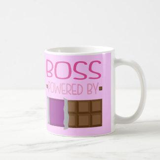 Boss Chocolate Gift for Woman Coffee Mug