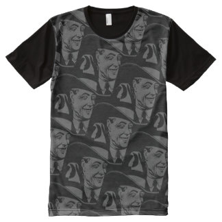 BOSS CLONES All-Over Print T-shirt