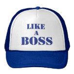 Boss corporativo gorro