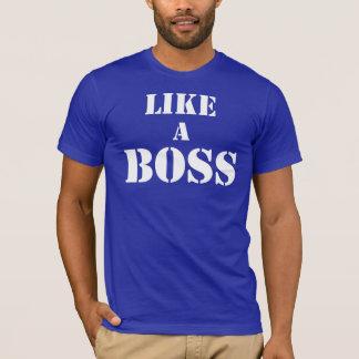 Boss corporativo playera