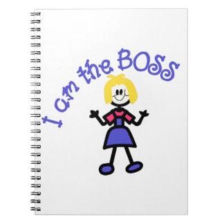 Boss Cuaderno