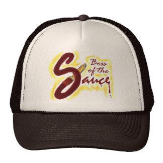 Boss del gorra del Bbq de la salsa