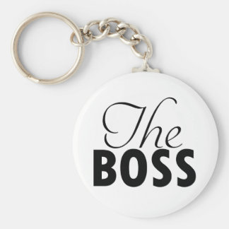 boss  designs keychain