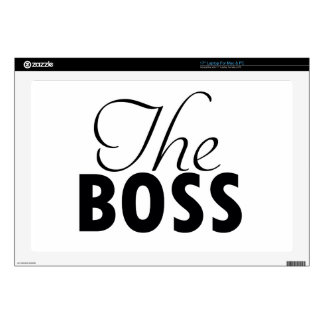 boss  designs laptop skin