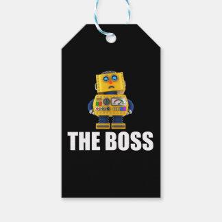 Boss Etiquetas Para Regalos