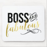 """Boss &amp; Fabulous 