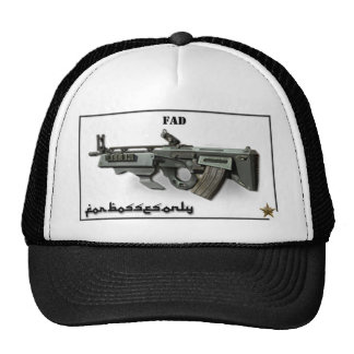 Boss Fad 6 8 Prestige HEAD GEAR CEO VP President C Hats