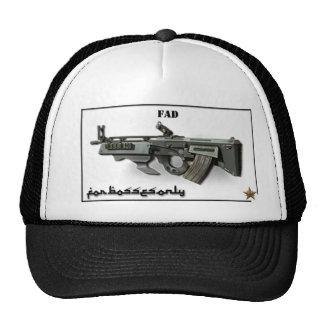 Boss FAD Prestige HEAD GEAR CEO VP President Trucker Hat